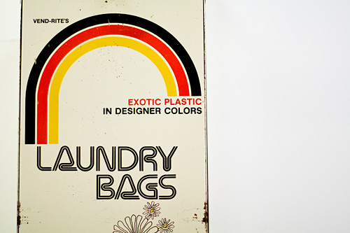 Exotic Plastic Laundry Bags Photo