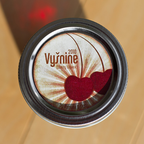 Vynine (Cherry Liqueur)