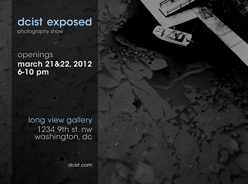 My unofficial DCist Exposed 2012 flyer