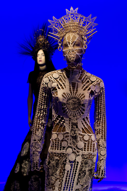 Jean Paul Gaultier Exhibit at the de Young Museum, San Francisco, CA